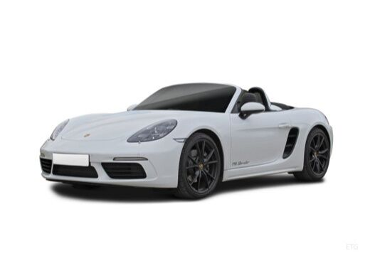 718 BOXSTER S - 2019