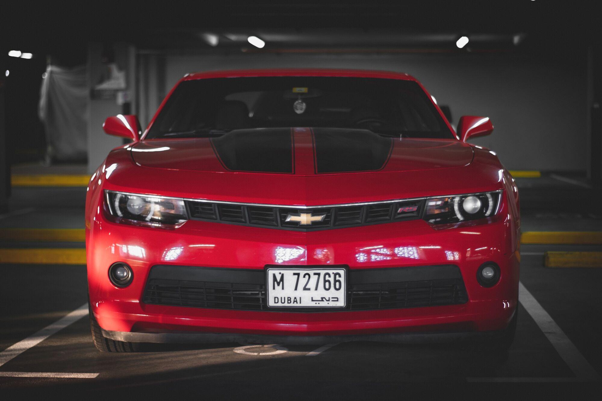 Chevrolet cover