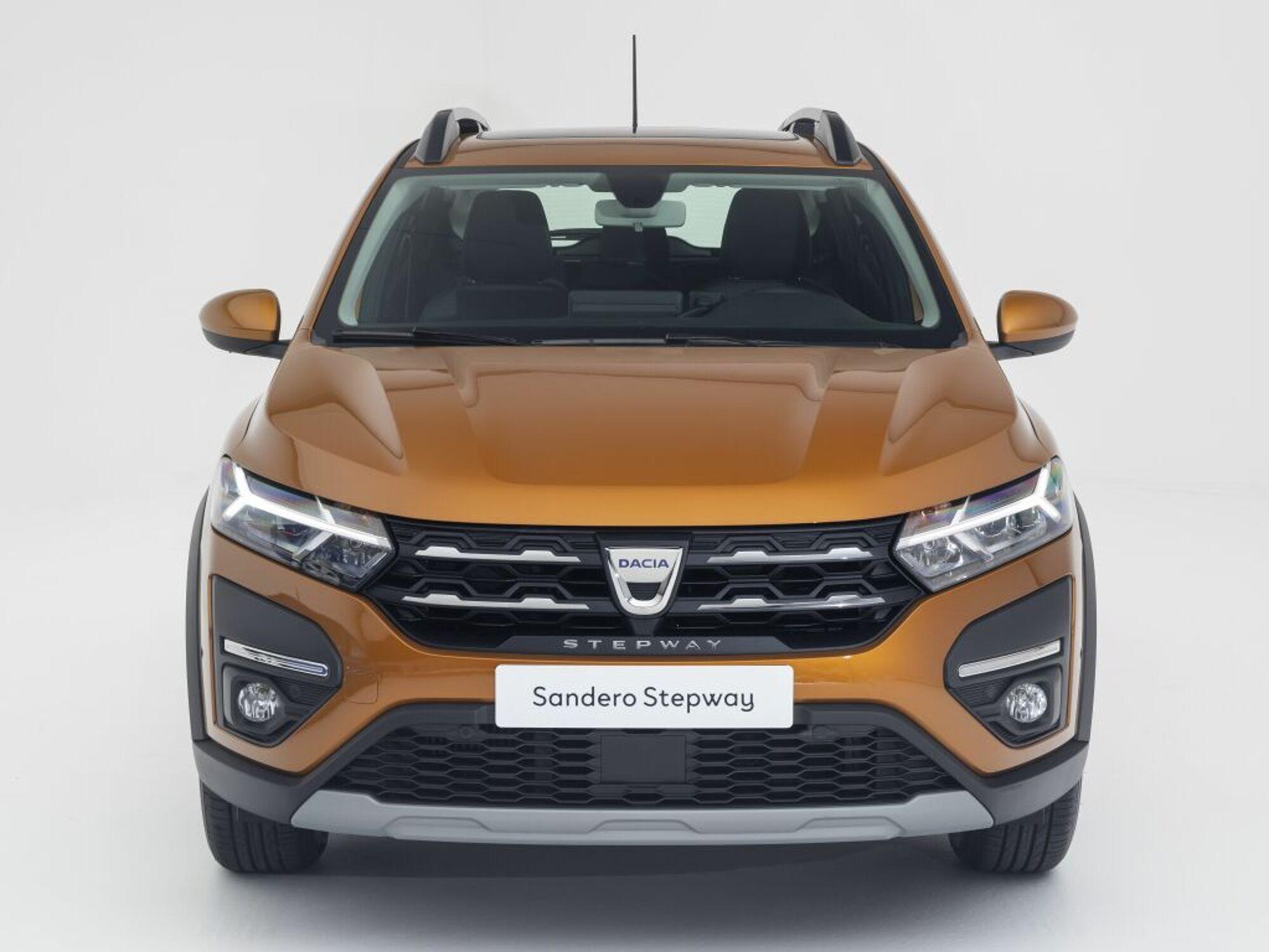 Dacia cover
