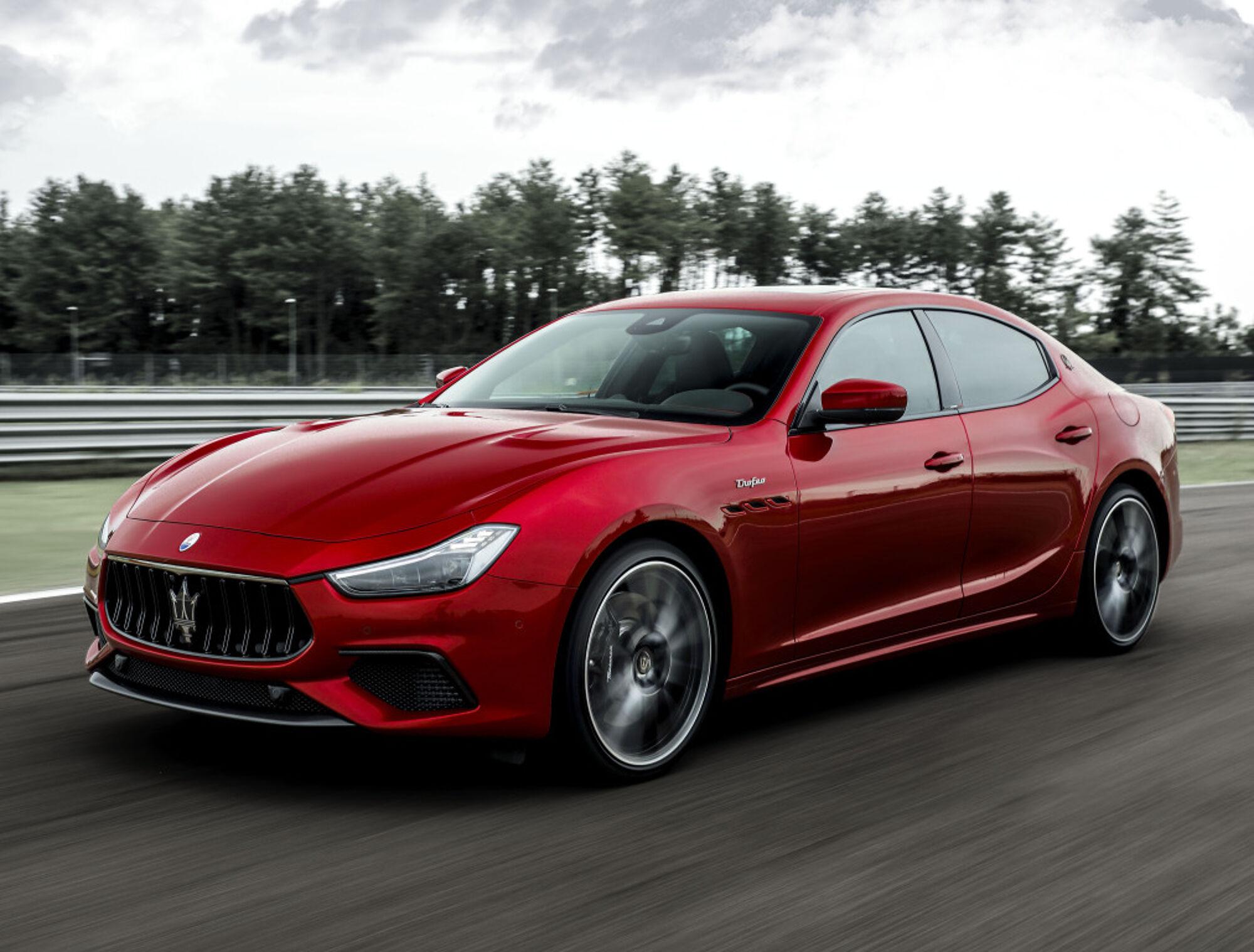 Maserati cover