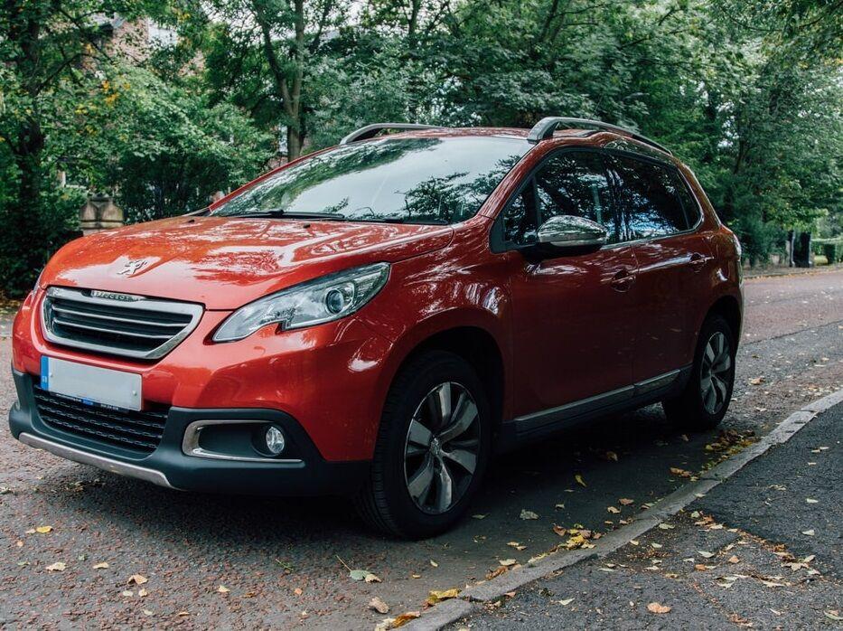 Peugeot cover