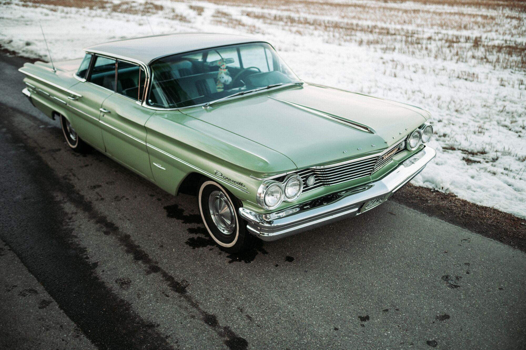 Pontiac cover