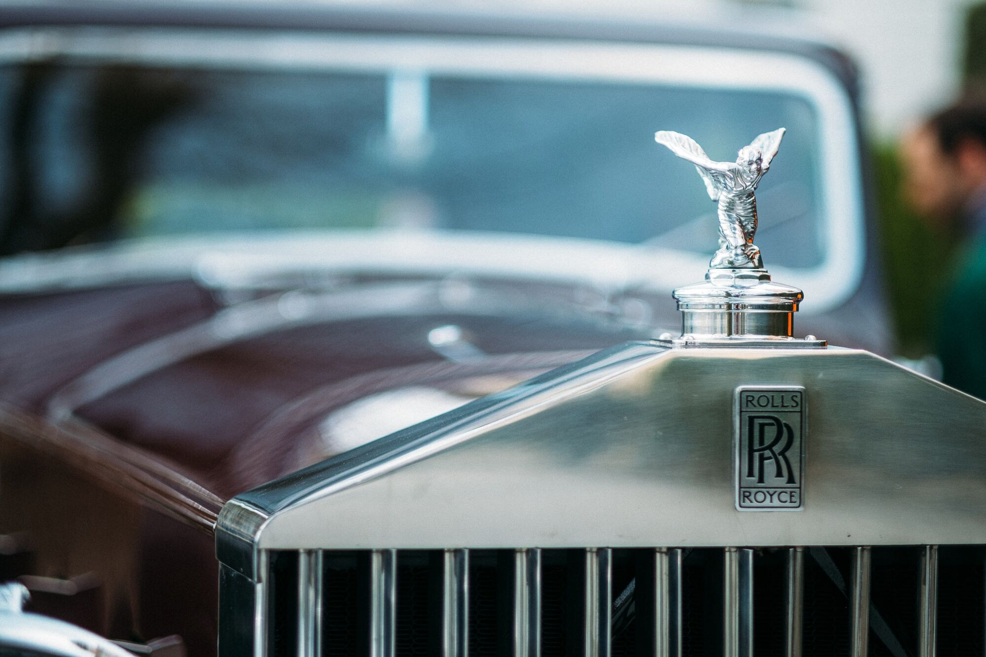 Rolls-Royce cover