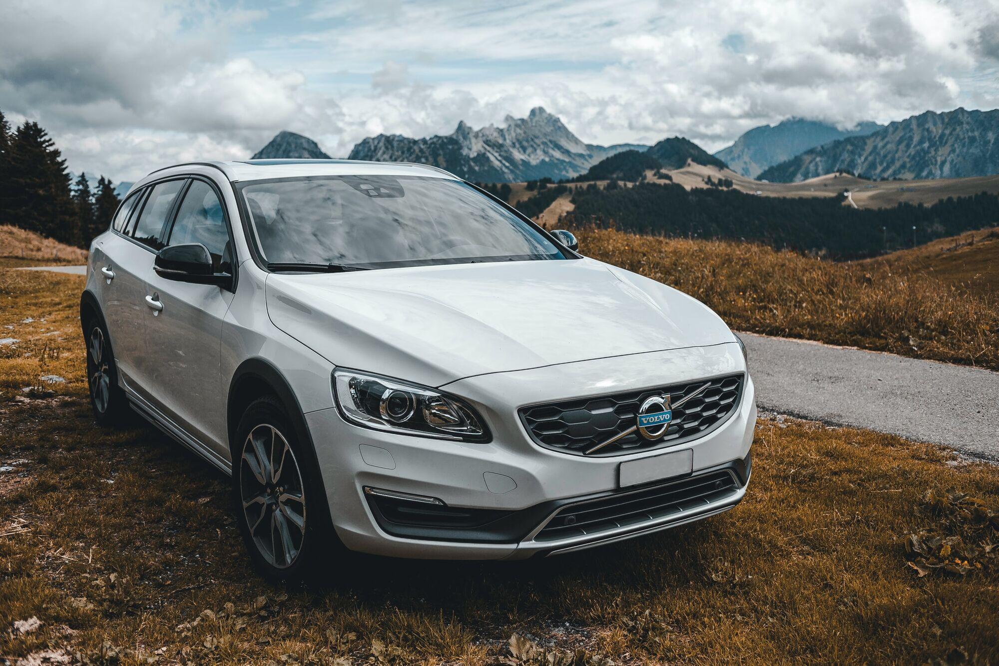 Volvo cover
