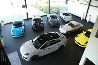 Porsche Macan S (Prijs vanaf, vrij te configureren)