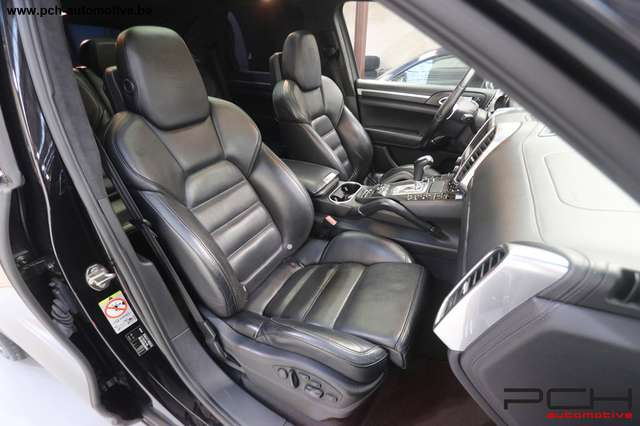Porsche Cayenne Turbo 4.8 V8 500cv - FULL FULL OPTIONS!!! -
