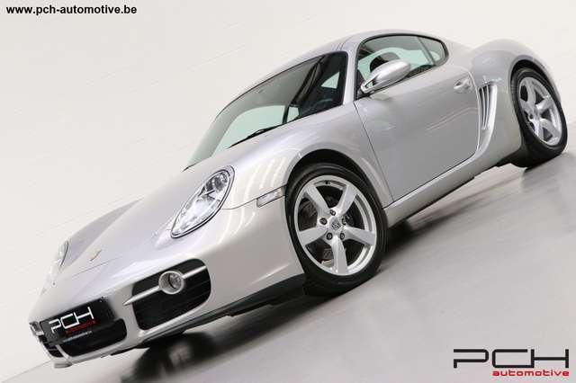 Porsche Cayman 2.7i 245cv Boîte 6 Manuelle - Pack Sport -