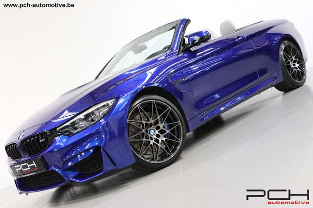 BMW M4 Cabriolet Competition 3.0 450cv DKG Drivelogic