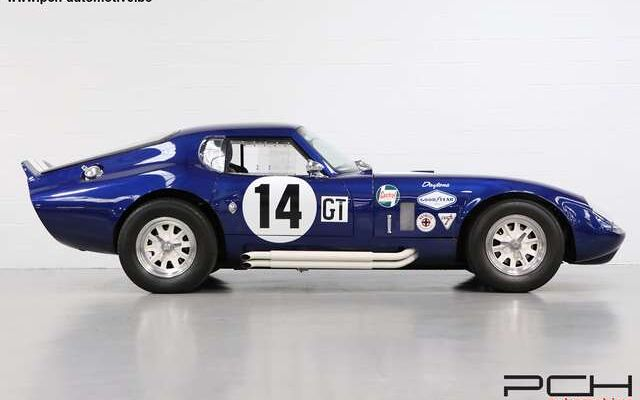 "AC Cobra Shelby Daytona Coupé ""Recreation"""