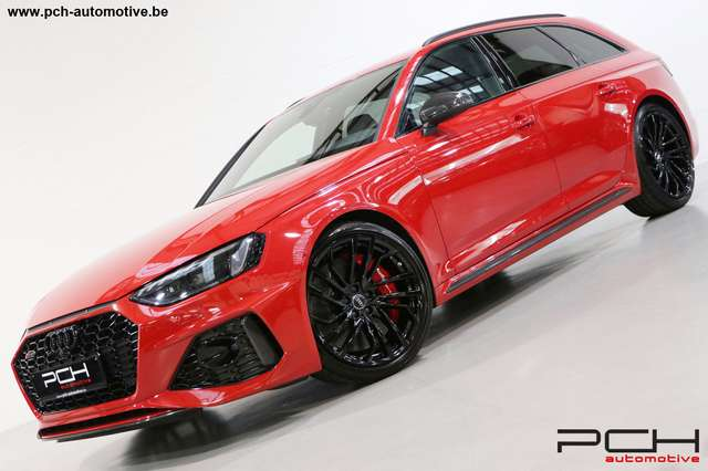 Audi RS4 2.9 V6 TFSI 450cv Quattro Tiptronic - Dynamic + -