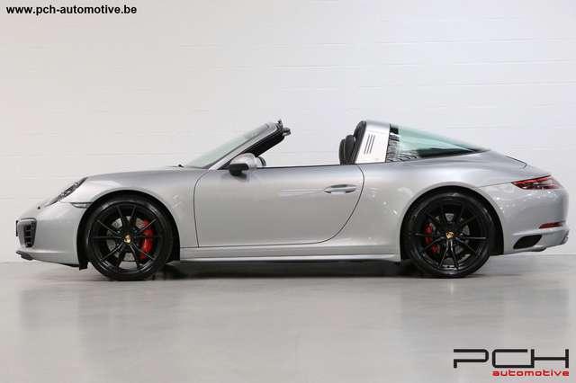 Porsche 991 Targa 4S 3.0 Turbo PDK - TOP CONFIGURATION! -