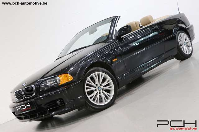 BMW 320 Ci Cabriolet 163cv - GARANTIE 1 AN -
