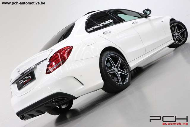 Mercedes C 43 AMG 3.0 V6 367cv 4-Matic - FULL FULL OPTIONS !!! -