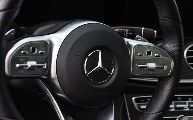 Mercedes E 300 Hybrid  |  AMG Line