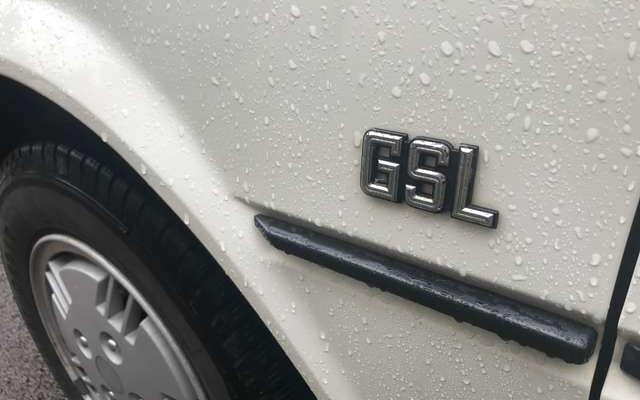 Mitsubishi Cordia GSL