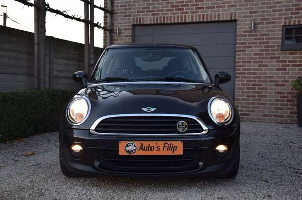 MINI One 1.6i  !93.000km! - Airco - LED interior edition ..
