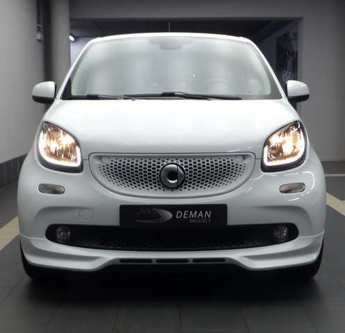 Smart forfour 1.0i Passion DCT* Urbanshadow Edition * BRABUS