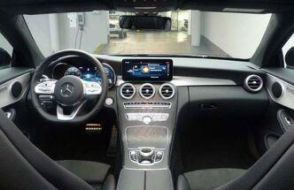 Mercedes C 200 d Coupe * AMG Line * Toit pano * Digital cockpit