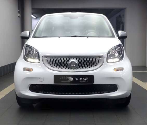 Smart fortwo Passion * DCT * Pack cool & audio * Speedtronic *