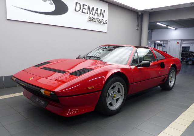 Ferrari 208 GTS Turbo * 1 of 250 * full service done *