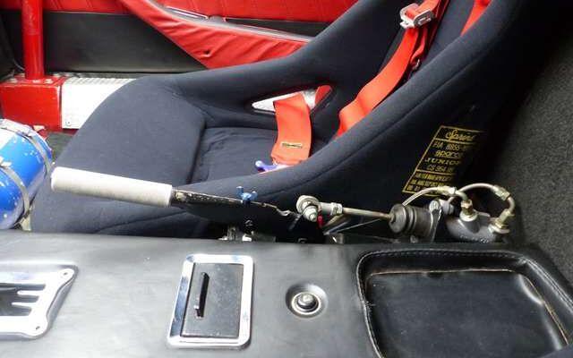 De Tomaso Pantera 1973 GTS  type 874  ***Rally car***