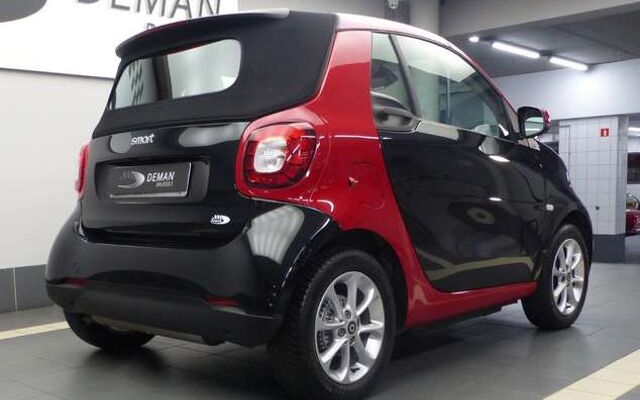 Smart fortwo Passion * DCT* Cabriolet* Pack Cool & Audio *LED *
