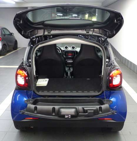 Smart fortwo *DCT* LED * Pack Cool & Audio * Similicuir