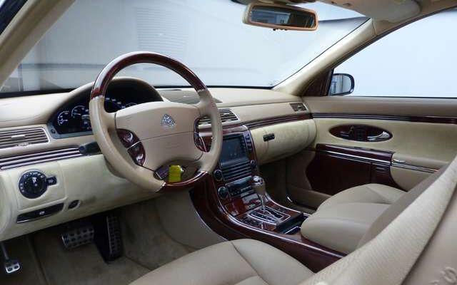 Maybach 57 5.5 Turbo V12 * origine Française * 30.467 km