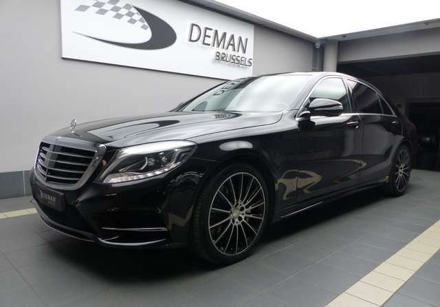 Mercedes S 350 L d 4-Matic * AMG Line Plus *