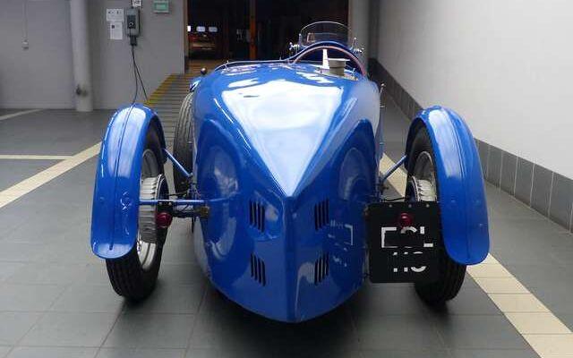 Bugatti Autre Type 37 Tribute - Immatriculation Belge