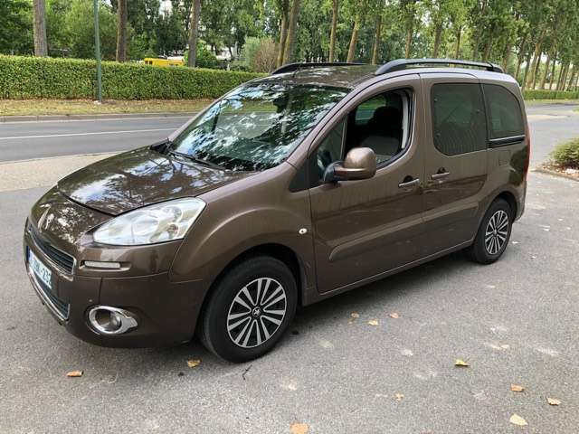 Peugeot Partner 1.6 HDi Active face lieft