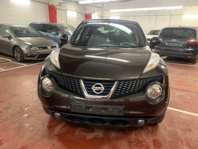 Nissan Juke 1.5 dCi 2WD Tekna Leather DPF Gps Camera