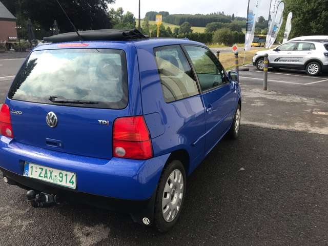 Volkswagen Lupo 1.4 TDi Igloo Open Air Premier Main