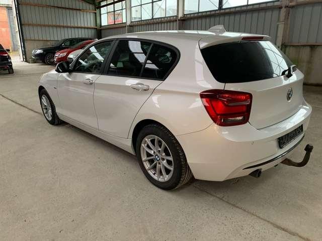 BMW 118 1 HATCH DIESEL - X Drive 2011 M Sport interieure