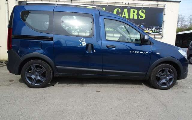 Dacia Dokker 1.2 TCe Stepway 2 Ans/Jaar Garantie!!!