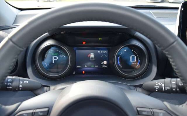 Toyota Yaris 1.5i VVT-i Hybrid club