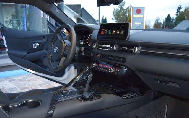 Toyota Supra 3.0 Turbo Sport (EU6d-TEMP)