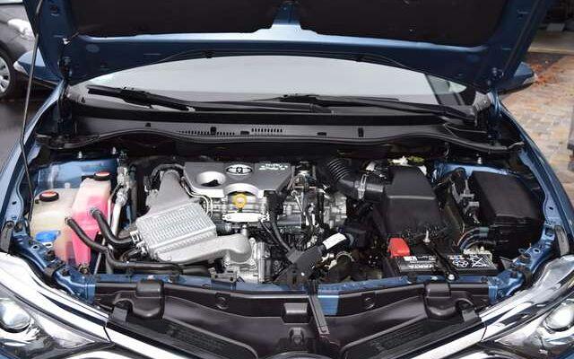 Toyota Auris 1.2 Turbo Dynamic