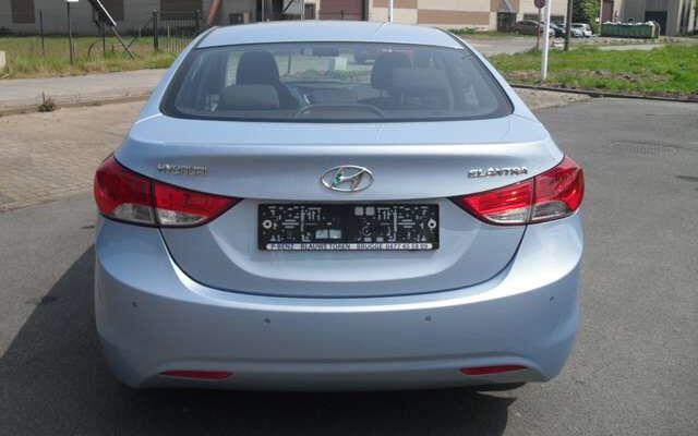 Hyundai i40 1.6 Elantra airco pdc benzine garantie regensensor