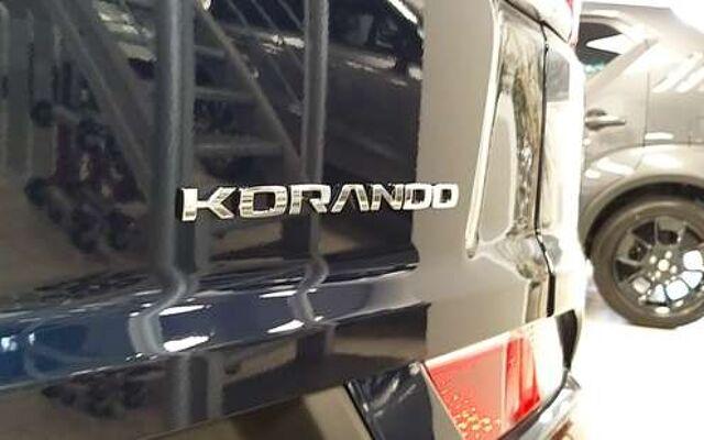 SsangYong Korando 1.5 BENZINE 2WD Onyx (EU6d)