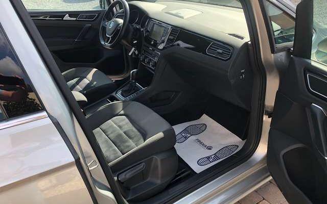 Volkswagen Golf Sportsvan 1.6 CR TDi Highline DSG GPS DIG/AIRCO PDC V+A EUR6