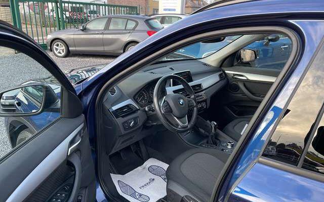 BMW X1 2.0 d sDrive18 XENON GPS DIG/AIRCO PDC V+A ALU1EIG