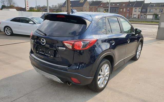 Mazda CX-5 2.0i 4WD GPS * XENON * LEDER * VERWARMDE STOELEN