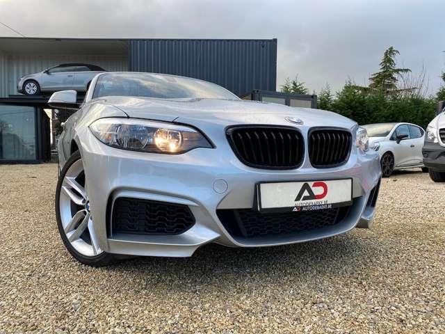 BMW 218 2 CABRIO. M Pack / Leder / Navi / Bluetooth