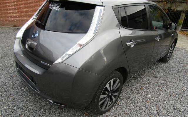 Nissan LEAF B/Auto Cuir,Gps,Cruise,Camera,Bose,Sieges Chauffan