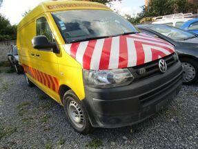 Volkswagen T5 Transporter Long Haut B/Auto 2.0 Tdi 140 cv + Opt. TVA Compris