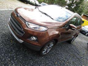 Ford EcoSport 1.0 EcoBoost 125 cv Nav. + Options Gar. 12 Mois