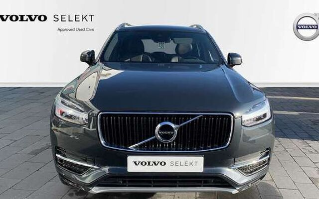 Volvo XC90 II Momentum 7 places D4 AWD Geartronic