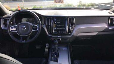 Volvo XC60 II R-Design D4 Geartronic 163 ch