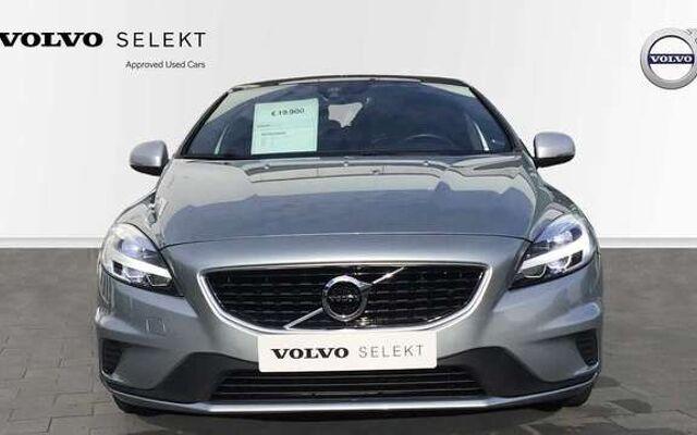 Volvo V40 R-Design D2